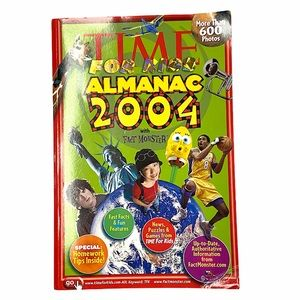 Time For Kids Book Almanac 2004 Education Book